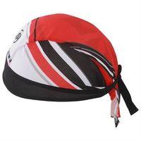 【米蘭精品】自行車頭巾抗UV運動頭巾星將紅海雙色拼接73fo53