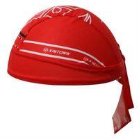 【米蘭精品】自行車頭巾抗UV運動頭巾菱光紅海獨特花紋73fo60