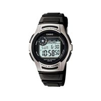 【CASIO】電力『10』足 競技小子運動腕錶 (W-213-1A)