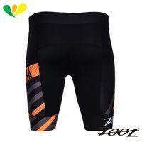 ZOOT 頂級碳離子CC鐵人褲(男)(彩紋橘) Z1706017