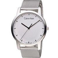 Calvin Klein K2G city 都會系列米蘭時尚腕錶 K2G2G126 白