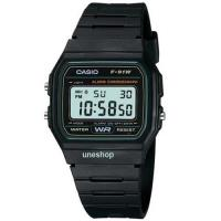 【CASIO】 運動小子電子錶-綠框  (F-91W-3A)