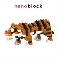 【Nanoblock 迷你積木】孟加拉虎 NBC-104