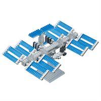 【Nanoblock 迷你積木】NBH-129 太空站