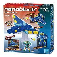 【Nanoblock 迷你積木】無齒翼龍 PBH-004