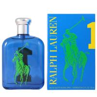RALPH LAUREN BIG PONY #1 馬球男性淡香水-運動款 125ml - 效期2020.05