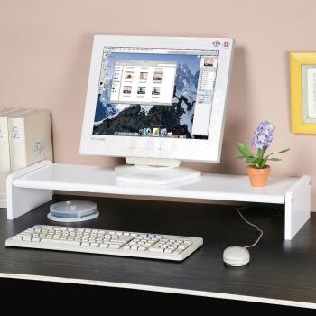 《Homelike》伸縮式桌上型置物架(2色可選)