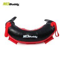 【MDBuddy】10KG牛角型重量訓練沙包-健身 舉重 重量訓練 隨機