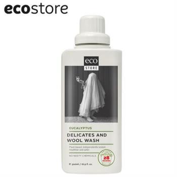 ecostore-毛料精緻衣物洗衣精500ML-尤加利葉