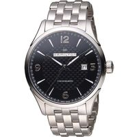 Hamilton 漢米爾頓 Jazzmaster  紳士自動上鍊機械腕錶 H32755131