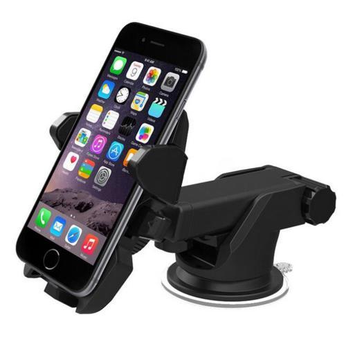 360°吸盤式車用伸縮手機支架(EZ-OTCM)|平板/手機架|U-mall 森森購物