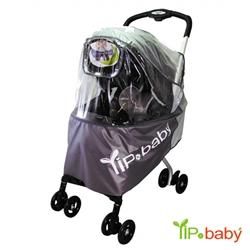 【YIP Baby】歐式防風遮雨罩(輕型推車/秒縮車專用)