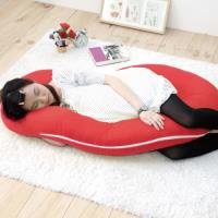 IDeng-多功能孕婦授乳枕/側抱枕/托腹枕_3色可選
