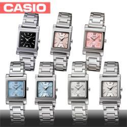 【CASIO 卡西歐】送禮首選-知性美淑女錶-附錶盒(LTP-1237D)