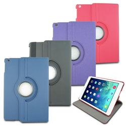 L80斜紋旋轉iPad Air2(iPad6)平板皮套