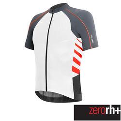 ZeroRH+ 義大利專業DRYSKIN AIRX長距離型自行車衣(男) ●黑、白● ECU0315