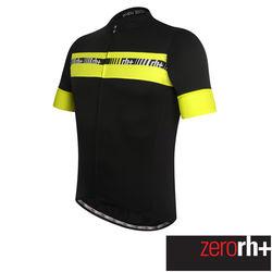 ZeroRH+ 義大利ACADEMY專業自行車衣(男) ●黑/紅、黑/螢光黃、紅、黑、白、螢光黃● ECU0306