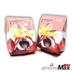 aminoMax 邁克仕 能量磚系列 ENERGE JELLY 能量晶凍(荔枝)(20顆) A090