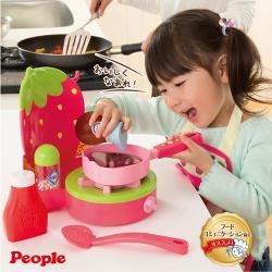 日本People-小小料理廚師遊戲組合