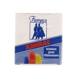 糊塗鞋匠 優質鞋材 K71 FAMACO皮革脫色劑 1盒
