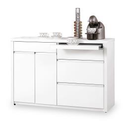 【時尚屋】[C7]卡洛琳4尺餐櫃C7-936-4免組裝/免運費/餐櫃