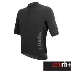 ZeroRH+ 義大利專業SPEEDCELL流線型低風阻競賽自行車衣(男) ●黑/紅、黑、灰、白● ECU0313