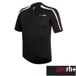 ZeroRH+ 義大利PRIME EVO專業自行車衣(男) ●黑/白、白色、黑/紅、螢光黃● ECU0357