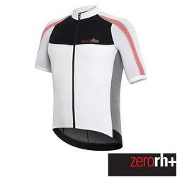 ZeroRH+ 義大利DRYSKIN AIRX 長距離型專業自行車衣(男) ●黑/白、黑/螢光黃、白色● ECU0352