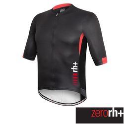 ZeroRH+ 義大利SHIVER專業自行車衣(男) ●黑/紅、黑/白、黑/螢光黃● ECU0345
