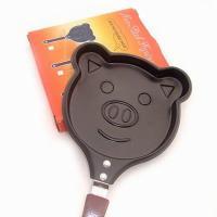 iSFun 可愛小豬豬 煎蛋煎餅鍋