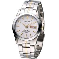 精工 SEIKO 經典三針紳士腕錶 7N43-0AR0KS SGG719J1