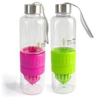 玻璃3in1果鮮魔力瓶 500ml(超值2入)窄口
