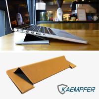 [Kaempfer] 超輕薄攜帶式通用型支架 (薑黃色)