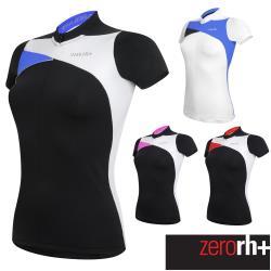ZeroRH+ 義大利TRINITY專業自行車衣 (女)  ●黑/粉、黑/紅、白/藍、黑/藍● ECD0308