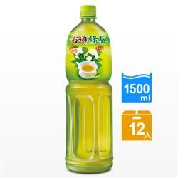古道 綠茶1500ml x12瓶