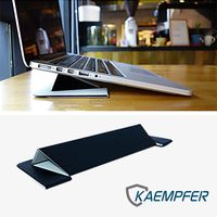 [Kaempfer] 超輕薄攜帶式通用型支架(科技黑)