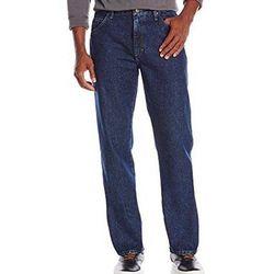Wrangler 2017男藍哥正宗經典Rinse深藍色牛仔褲(預購)