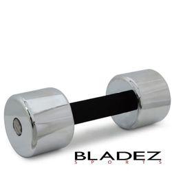 【BLADEZ】8KG電鍍泡棉啞鈴-1支