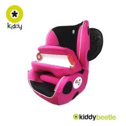 Kiddy 奇帝 Beetle甲殼蟲汽車安全座椅-花蕊粉