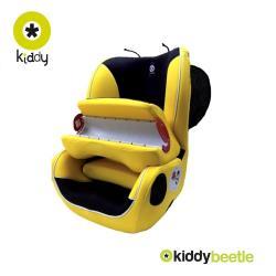 Kiddy 奇帝 Beetle甲殼蟲汽車安全座椅-金葉黃