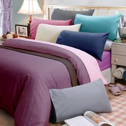 皮斯佐丹 玩色彩格紋雙人四件式被套床包組(多款顏色任選)