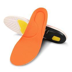 糊塗鞋匠 優質鞋材 C131 透氣運動鞋墊 (1雙)