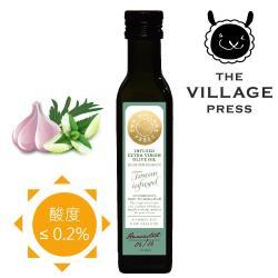 壽滿趣-紐西蘭廚神系列 頂級冷壓初榨義式香蒜風味橄欖油250ml x1瓶