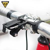 TOPEAK Ridecase Center Mount 單車固定座-適用專屬手機袋/碼錶/Sony攝影機/GoPro
