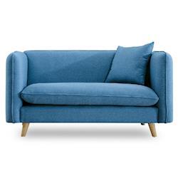 【時尚屋】愛葛莎沙發雙人座藍色MT7-315-11免組裝/免運費/沙發