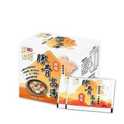 台糖 安心豚  豚骨高湯3盒(10小包180g/盒)