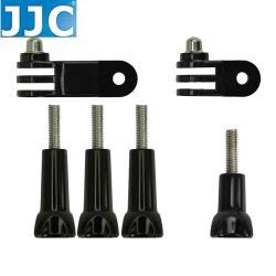 JJC GoPro配件Pivot Arm軸手臂組合延伸器含螺絲GP-J10