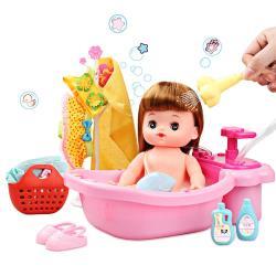 哈街 我家寶貝洋娃娃,快樂泡泡浴,家家酒遊戲