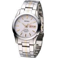 精工 SEIKO 經典大三針紳士腕錶 7N43-0AR0KS