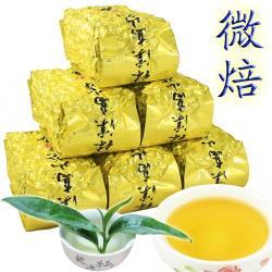 龍源茶品 杉林溪輕微焙火烏龍茶葉6包組(150g/包)